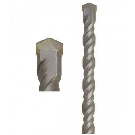 """main image of """"Foret mèche à béton 12x400 mm plis cylindriques fi 12 mm"""""""