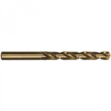 Foret métaux HSS-G Cobalt DIN338 8 x 117 mm MILWAUKEE - 493236327