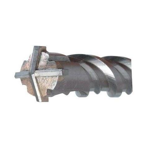 Foret SDS max 32 x 1000 mm en carbure de tungstene pour perforateur