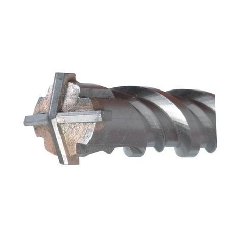 Foret SDS max 40x500 mm en carbure de tungstène pour perforateur