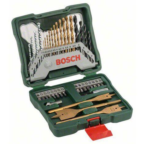 Foret universel TiN 40 pièces Bosch Accessories 2607019600 1 set C90422