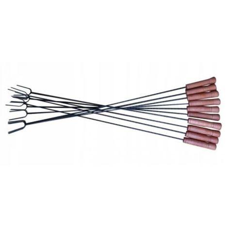 Fork grill fork stick bonfire sticks 125