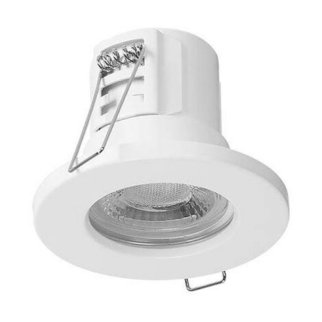 Forlight Bala - Outdoor LED Recessed Downlight White Phase Cut Dimming 8.2cm 810lm 2700K IP65