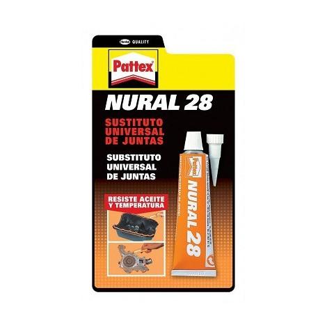 Formador juntas Nural 28 tubo 75 ml PATTEX