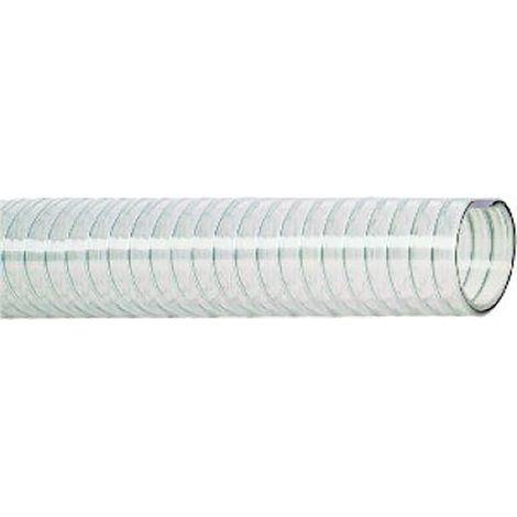 Format Armoflex 20 x 27 mm PVC Saugschlauch / Druckschlauch , transparent (Inh.50 m)