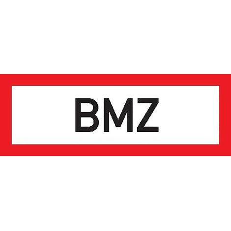 FORMAT Brandsch Schild Fol BMZ 297x105mm
