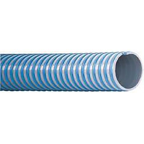 Format Saugschlauch / Druckschlauch Superelastico/Grau 25 mm Kstst. S/D-Schl. f. Gülle (Inh.50 m)