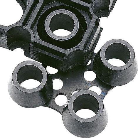 Format Verbindungsglieder Gummi-Ringmatte