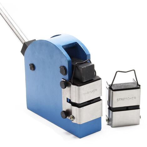 Formeur � main de t�le SS-18 Cisaille � levier Usinage de t�le acier de t�le 1,2mm Cintrage