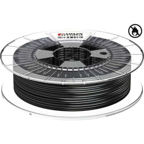 Formfutura 285ABSPRO-FLMRD-0500 ABSpro Flame Filament ABS ignifuge 2.85 mm 500 g noir