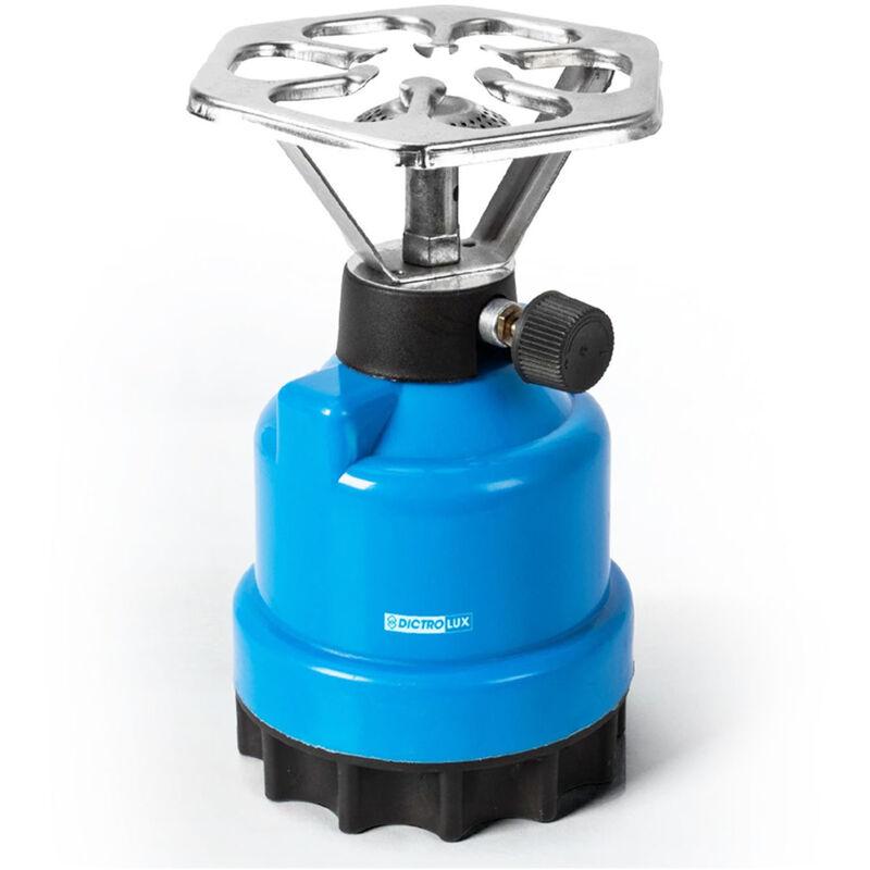 Fornello a gas portatile fornellino da campeggio per mare for Realizzazione laghetti artificiali quanto costa