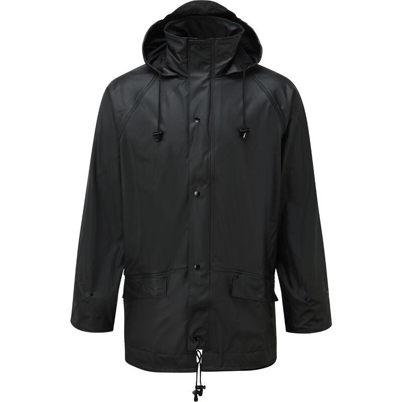 Image of Airflex Waterproof Work Jacket Black - X-Large - Fort