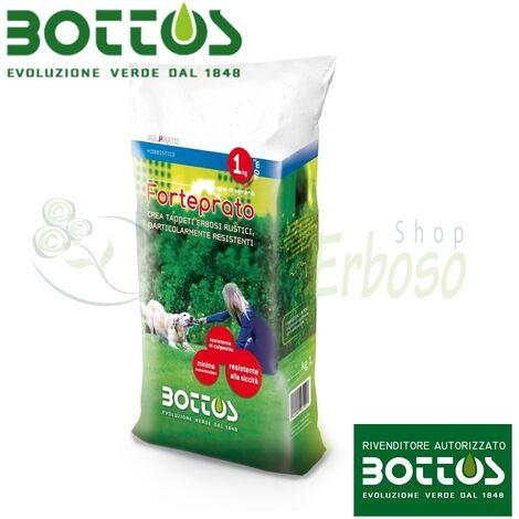 Forteprato - Semillas para césped de 1 Kg