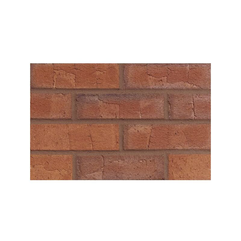 Image of Butterley Facing Brick 65mm Abbey Red Multi (Pack of 452) - Forterra