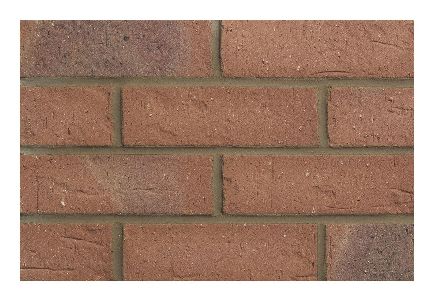 Image of Butterley Facing Brick 65mm Cheshire Red Multi (Pack of 500) - Forterra