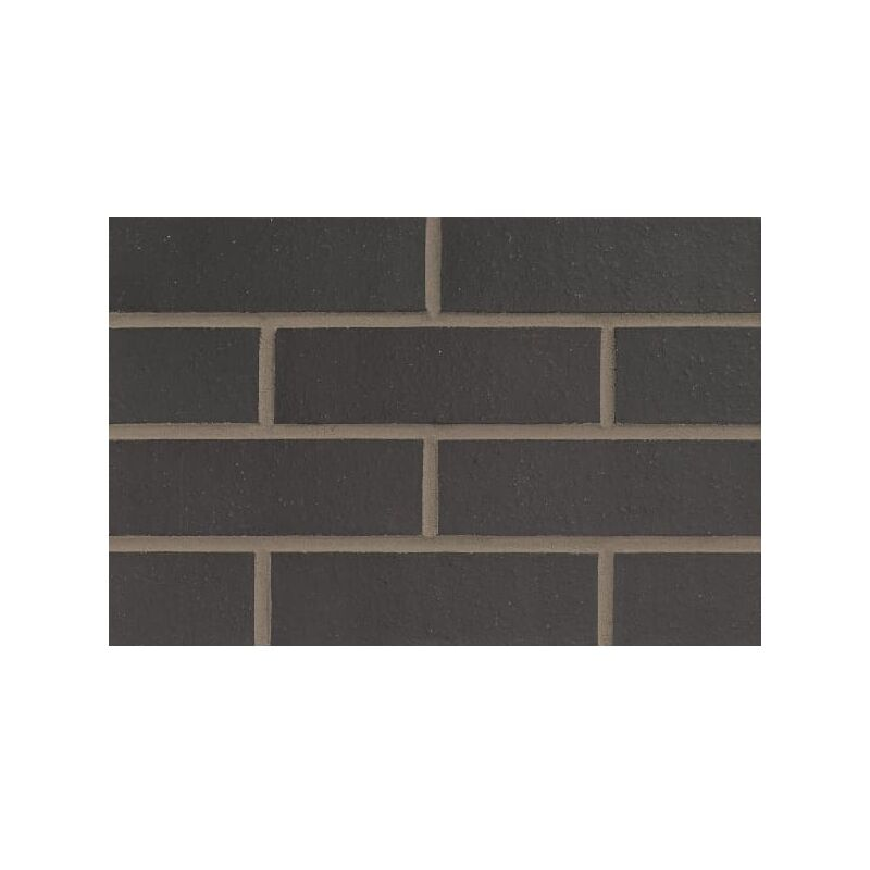 Image of Butterley Facing Brick 65mm Dark Moroccan Smooth (Pack of 504) - Forterra