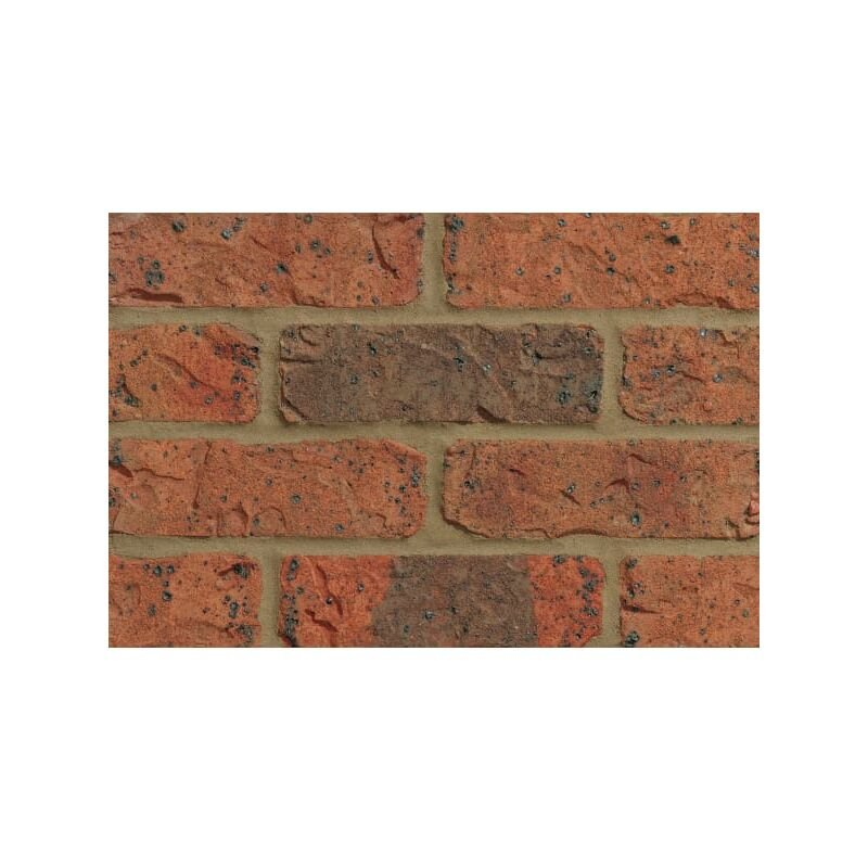 Image of Butterley Facing Brick 65mm Farmstead Antique (Pack of 504) - Forterra