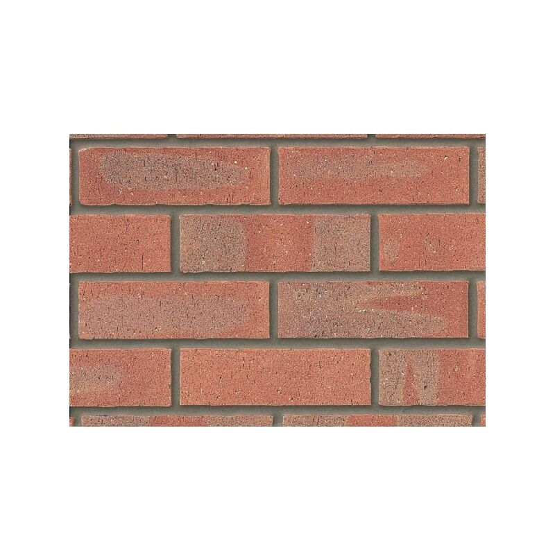 Image of Butterley Facing Brick 65mm Kimbolton Red Multi (Mini Pack of 100) - Forterra