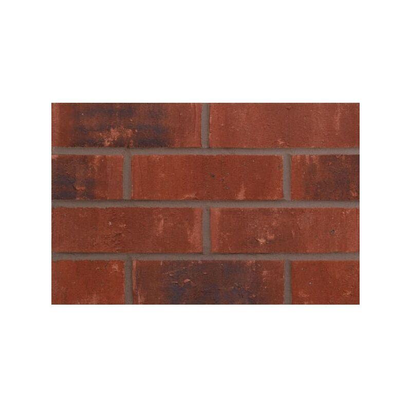 Image of Butterley Facing Brick 65mm Lindum Cottage Red Multi (Pack of 495) - Forterra