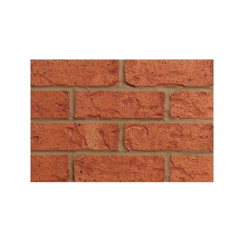 Image of Butterley Facing Brick 65mm Meadow Red (Pack of 504) - Forterra