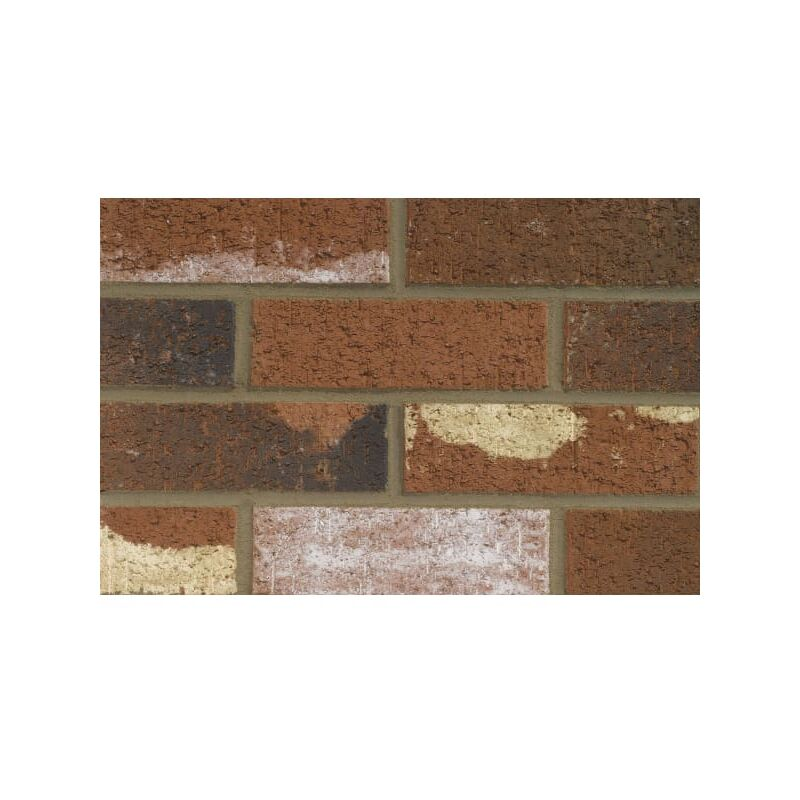 Image of Butterley Facing Brick 65mm Victorian Mixture (Pack of 520) - Forterra