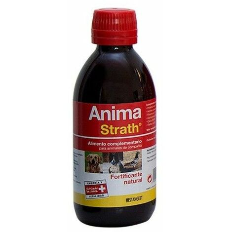 Fortificante reconstituyente ANIMA STRATH 250 ml