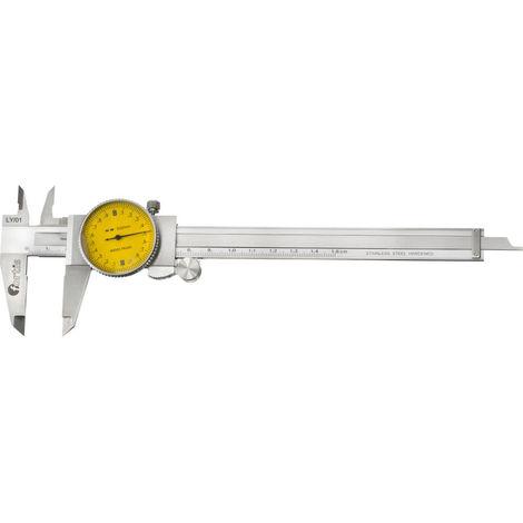 FORTIS Uhrenschieblehre 0-150mm