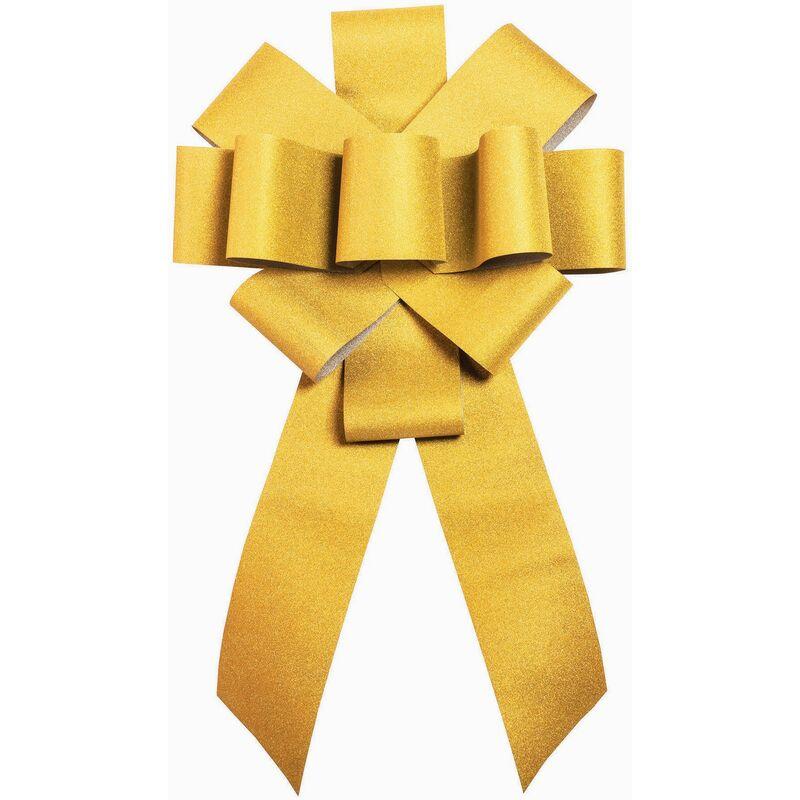 Image of Car Bow (One Size) (Gold) - Forum Novelties