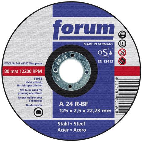 Forum Trennscheibe, 230 x 3,0 mm, Stahl, gerade