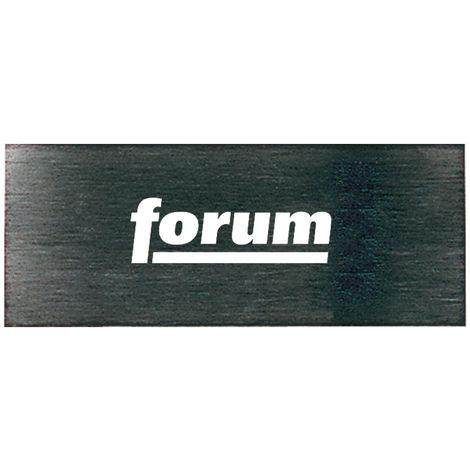 """main image of """"FORUM Ziehklinge eckig 150 x 60 x 0,8 mm"""""""