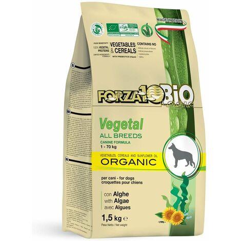 Forza10 Vegetal Bio all breeds con alghe per cani Forza 10