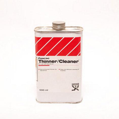 Fosroc EXP60712 Galvafroid Cold Zinc Galvanising Thinners 500ml