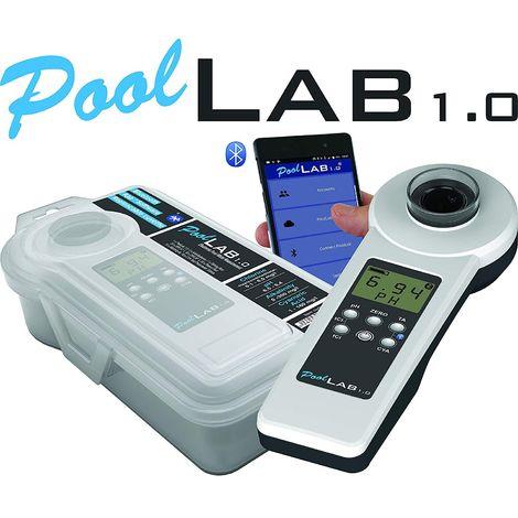 Fotómetro Pool-Lab 1.0 Bluetooth Water-I.D