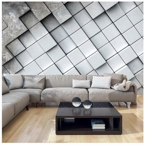 Fotomural - Gray background 3D