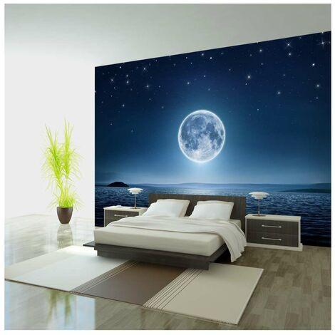 Fotomural - Noche de luna