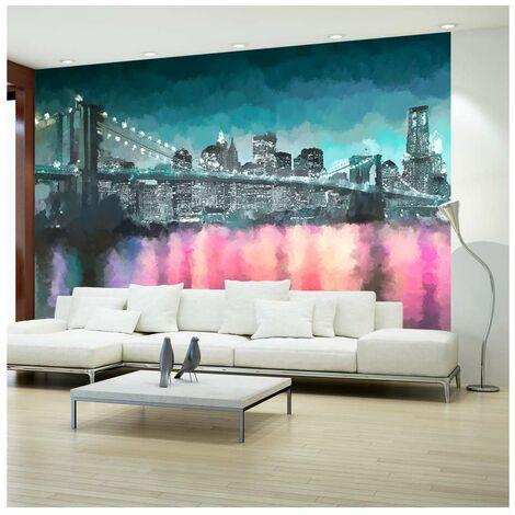 """main image of """"Fotomural - Nueva York pintoresca"""""""