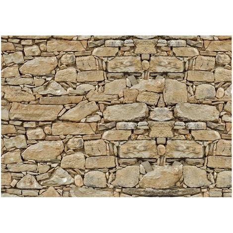 Fotomural Pared de piedra cm 200x140 Artgeist A1-LNEW010270