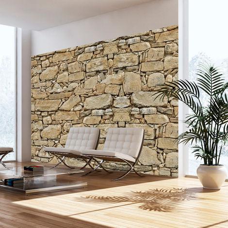 Fotomural Pared de piedra cm 250x175 Artgeist