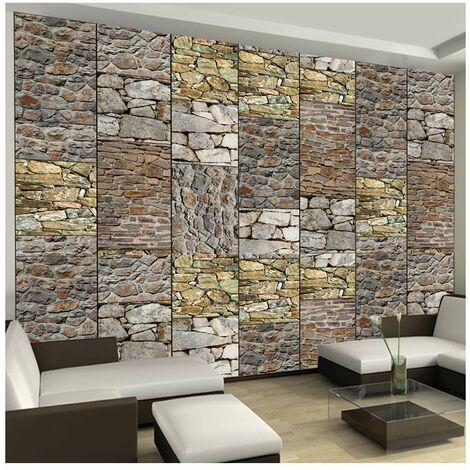 Fotomural - Rompecabezas de piedras tamaño 50x1000