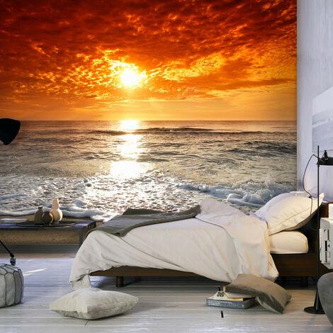 Fotomural - Una puesta del sol fantástica