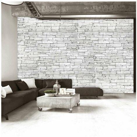 Fotomural - White brick
