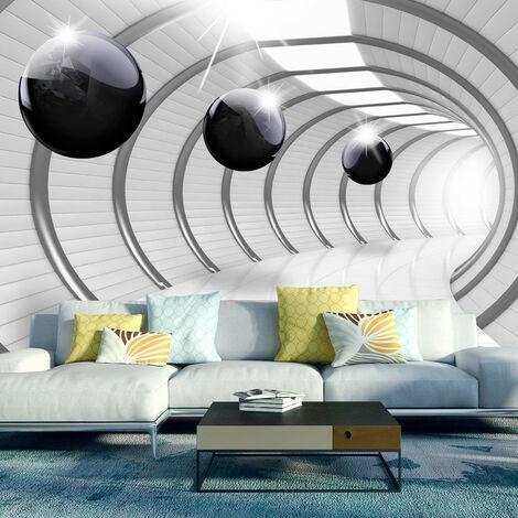 Fotomural XXL - Futuristic Tunnel II -