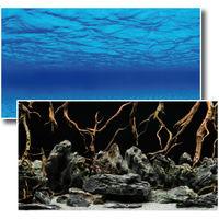 Fotorückwand Mystic beidseitig bedruckt 150x60cm 2in1 Rückwandposter