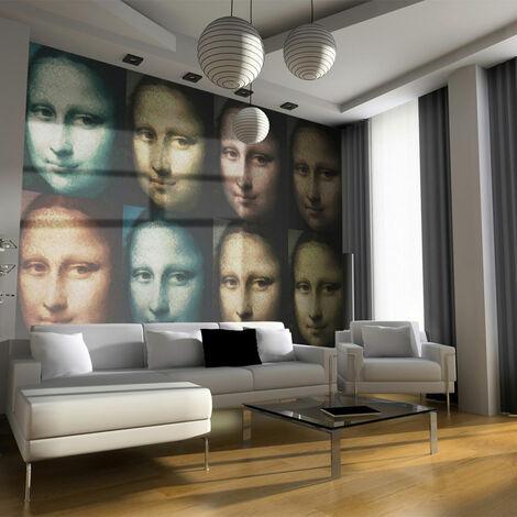 Fototapete Mona Lisa pop art Artgeist A1-4XLFTNT1588