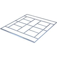 FOUNDATION FOR 10.85M² ROSAS GARDEN SHED
