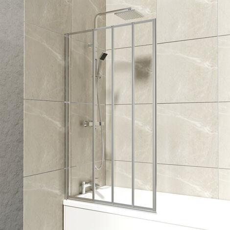 Four Fold Shower Screen