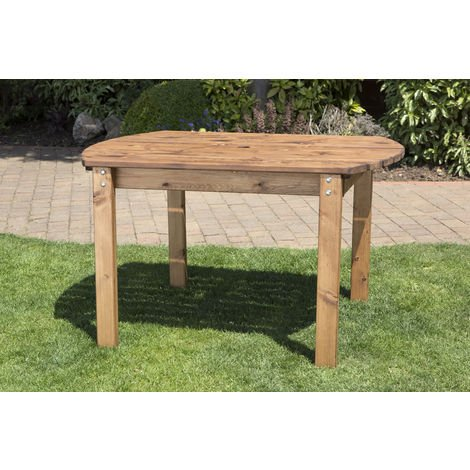 Four Seater Rectangular Table, fully assembled garden furniture