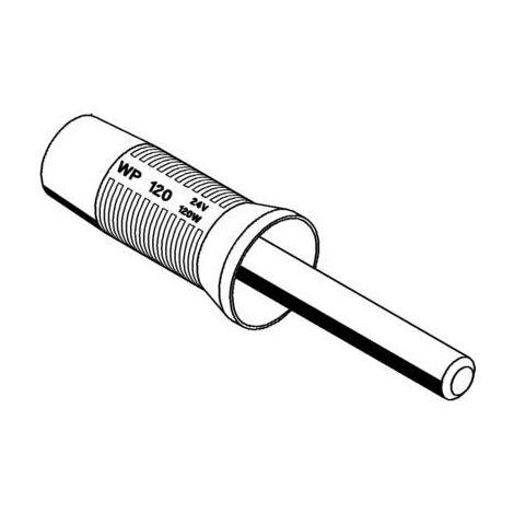 Fourreau pour panne à souder cunéiforme Weller WP 120 58763709 Taille de la panne 0.8 mm 1 pc(s)