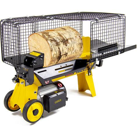 Fox 4 Ton Hydraulic Electric Log Splitter