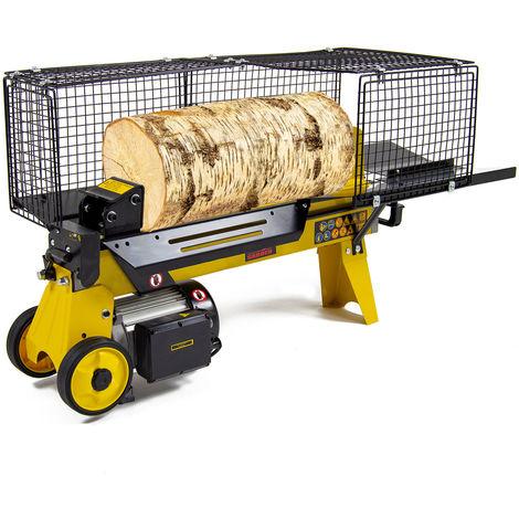 Fox 5 Ton Hydraulic Electric Log Splitter